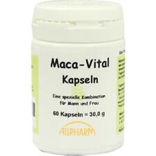 MACA Vital Kapseln 60 St PZN 891631