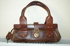 Authentic CHLOE Vintage Under Arm Shoulder Bag Leather Made In Italy