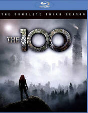 The 100: The Complete Third Season 3 (Blu-ray Disc, 2016, 4-Disc Set)
