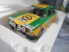 OPEL Ascona A Rallye RAC GB 1974 #26 Röhrl Berger Irmscher Bos NEU 1:18