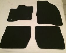 2013-2016 Ford Taurus Floor Mats OEM Charcoal Black  Ford Police Interceptor