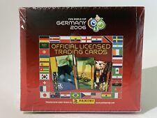 2006 Panini FIFA World Cup Germany 1 BOX 24 PACKS. Messi & Ronaldo WC Rookie RC
