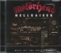 Motörhead - Hellraiser - Meilleur De The ' Epic ' - Épopée Neuf CD
