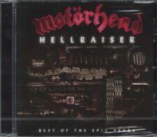 Motörhead - Hellraiser - Best Of The Epic NUEVO CD