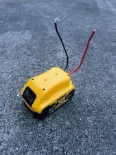 DeWalt 18v Battery DIY Adaptor/Base Plate with mounting holes, *Mel STOCK