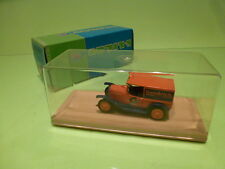 ELIGOR  1:43 ?  1011 CITROEN 5CV COODRICH  - IN ORIGINAL BOX  - GOOD CONDITION