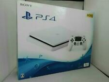 Sony PlayStation 4 Glacier White 1TB CUH-2200BB02 PS4 Game Console Japan model