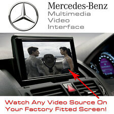 CLASSE Mercedes C W204 CLASSE W212 Multimedia E Auto Video Fotocamera Posteriore & Interfaccia