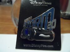 Cars 3 Jackson Storm 2.0 Disney Trading Pin BRAND NEW on Card!