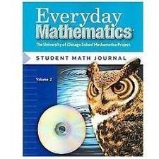 Everyday Mathematics: Student Math Journal Grade 5 Volume 2, Max Bell, John Bret