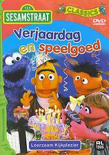 Sesamstraat : Verjaardag en Speelgoed (DVD)