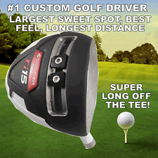 """50 INCH NONCONFORMING TAYLOR FIT CUSTOM MADE Ti15 ADJUST WTr15 LONG 50"""" DRIVER"""