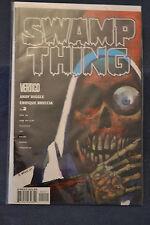 Swamp Thing v4 issue 2 from DC Vertigo Comics by Andy Diggle & Enrique Breccia.