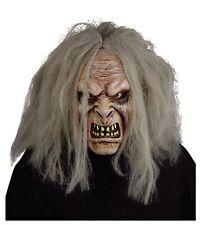 Berzerker Mask Creepy Scary Latex Rubber Realistic Evil Shadow Creeps