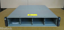 HP AJ795A MSA2312FC G2 DC STORAGE ARRAY & 2x AJ798A 490092-001 Controllers