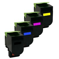 Color Toner Cartridge for Lexmark CS310N CS310DN CS410N CS410DN CS410DTN CS510DE