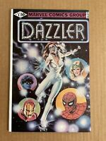 Dazzler 1 (1981) ~ Marvel Comic Book ~ Error Print!!