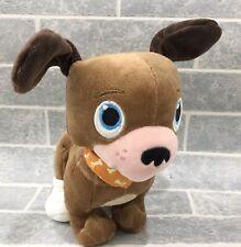 Findo Doc Mc Stuffins Dog Disney Store Plush Toy With Pet Cone