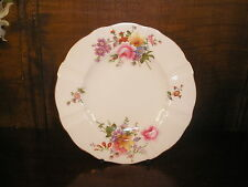 Excellent Royal Crown Derby DERBY POSIES TEA/SIDE PLATES - 16cms
