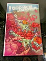 God Hates Astronauts #2 Image bagged boarded~