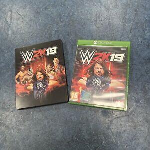 WWE 2K19 (Xbox One, 2018)