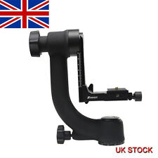 360° Swivel Panorama Handheld Gimbal Stabilizer Ball Head f Cam DSLRs Camcorder