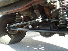 JEEP XJ MJ ZJ TJ LJ Crossover 1 TON steering kit - high clearance raw steel