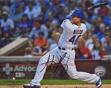 Anthony Rizzo Chicago Cubs Autographed 8x10 Photo  (RP)