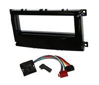 Kit adaptateurs autoradio cadre 1DIN câble faisceau pour Ford S-Max Mondeo