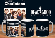 More details for selection of the charlatans ceramic mugs collectable various designs