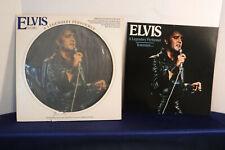 Elvis Presley, Elvis Volume 3 A Legendary Performer, RCA, Booklet, Picture Disc