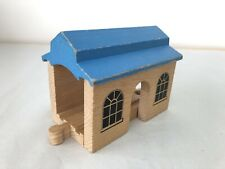 Railway Wooden Train Sets Tunnel/station (compatible Thomas ELC)