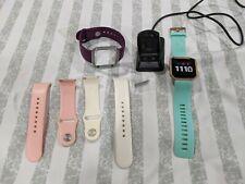 Fitbit Blaze Lightly Smart Fitness Watch Large Black Fb502sbkl