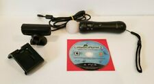 Sony PS3 PS4 VR PlayStation Move Motion Controller CECH-ZCM1U with Eye Camera