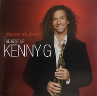 Kenny G - Forever in Love: Best of Kenny G (CD 2009 Camden) VG++ 9/10