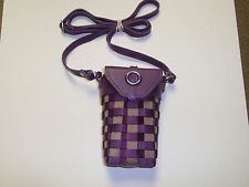 "Longaberger 2008 ""To-Go Small Buckle Bag"", New!"