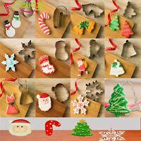 Baking Metal Aluminum Sugar Cake Biscuit Cookie Cutter Decor Mold Mould DIY Tool