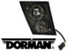 Dual Double Bulb Fog Driving Passenger Right Light Lamp Volvo VNL DORMAN
