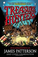 Treasure Hunters by James Patterson, Chris Grabenstein, Mark Shulman
