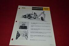 Caterpillar 944 Wheel Loader Backhoe Dealer's Brochure DCPA6 ver