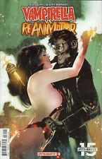 Vampirella vs. Reanimator Nr. 3 (2019), Variant Cover Sayger, Neuware, new