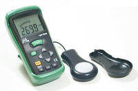 CEM DT-1308 400K LUX 40K FC Digital LCD Light Meter foot-candle Luxmeter Tester