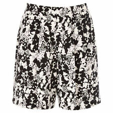 Oasis Floral Tailored Shorts for Women