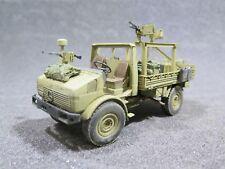 MI1013 - 1/35 PRO BUILT - Resin A.E.F. Designs IDF Unimog Special Forces