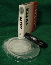 Maxtec 49 49mm  Circular Polarizer  Filter 49CPL  Made In Japan  NEW