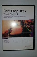 Paint Shop Xtras Painter 4 Jasc Software FREE SHIPPING