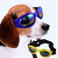 tection Small Doggles Dog Sunglasses Pet Goggles UV Glasses Eye-Wear- S C7L7