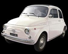Fiat 500F 1968 1:12 ITA4703 - italeri modellismo