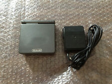 Game Boy Advance, GBA SP Graphite System AGS 101 Bundle with Charger