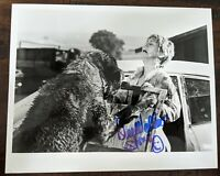 Dee Wallace Signed Picture Autographed Cujo 8 x 10 Black and White